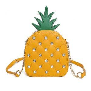 กระเป๋า สับปะรด