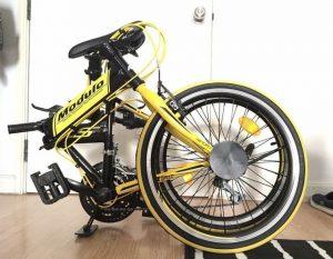 จักรยานพับได้ Honda Modulo
