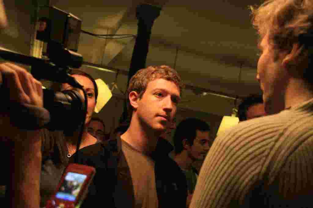 facebook Mark Zuckerberg 2019