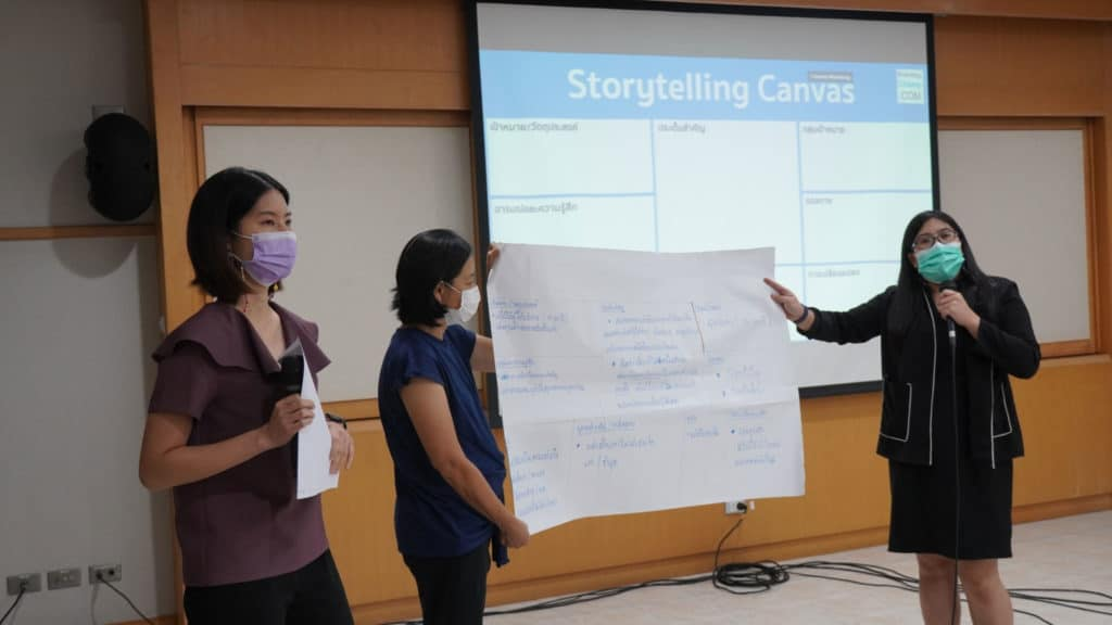 ตัวอย่าง-Storytelling