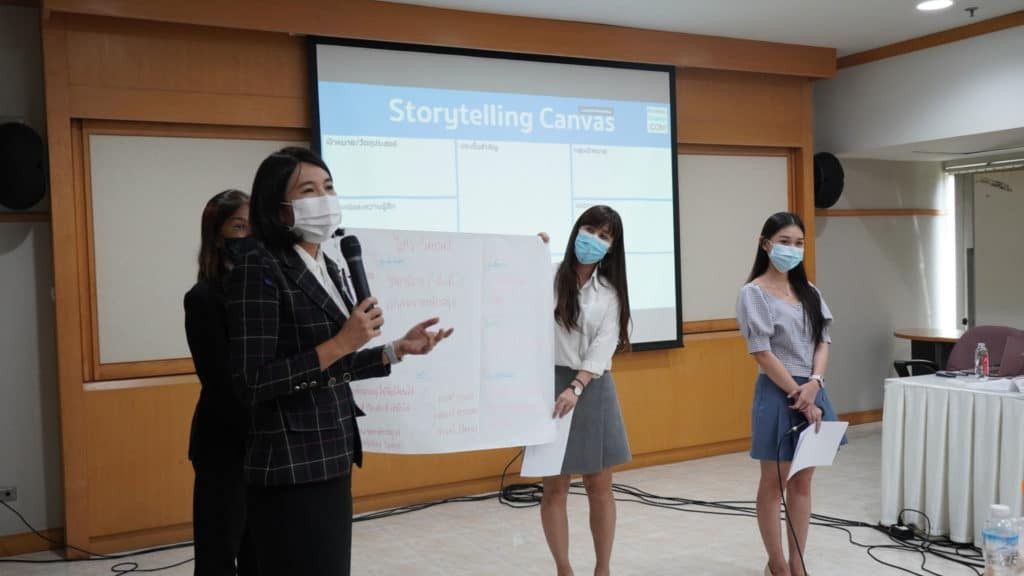 Story-telling-ตัวอย่าง